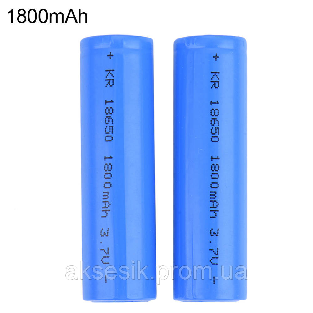 Аккумуляторная батарея Энергия 18650 (1800 mAh)