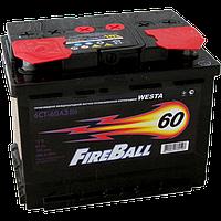 Аккумулятор 6СТ-60 Fire Ball