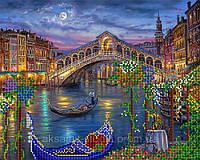 """Схема для вышивки бисером """"Венецианская луна""""  ,бисер  23 пакета"""