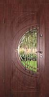 Входная дверь модель П5 381 vinorit-37 КОВКА