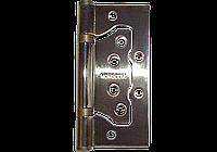 Дверная петля бабочка Mongoose 100*75*2,5мм AB
