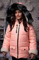 """Стильная детская-подростковая курточка """" Kids Аляска """" Dress Code"""
