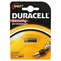 Батарейка Duracell 27A MN27-1BL