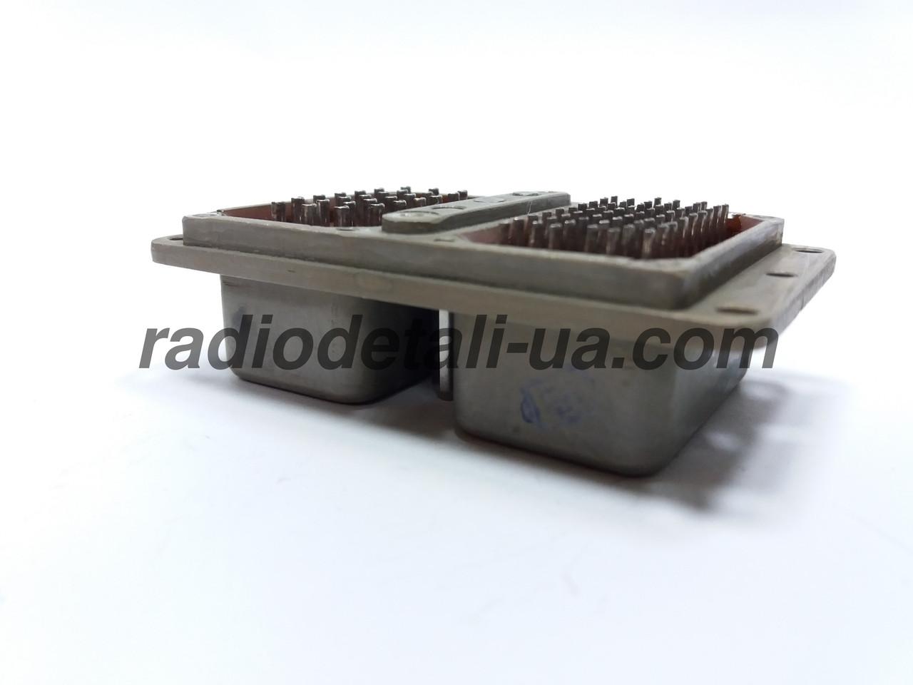 Электрические соединители РПКМ3-26/26Г1-В