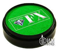 Аквагрим Diamond FX неон зелёный