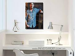 Картина 40х60 см Сверхъестественное Дин