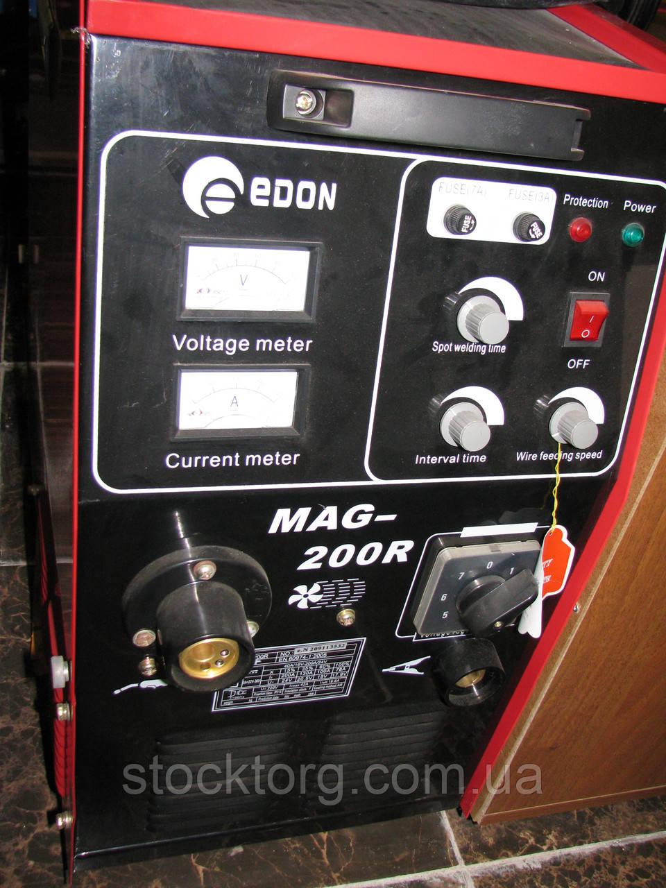 Сварочный полуавтомат EDON MAG-200