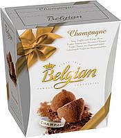 Шоколадные трюфели с ароматом шампанского Belgian Champagne Cocoa Dusted Truffles 200 г (Бельгия)