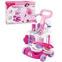 Набор игрушечной техники для уборки 5951