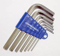 Комплект угловых шестигранников 2,5-10 мм
