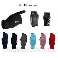 Перчатки Универсальные для телефона  для сенсорных экранов iGlove, Айглов