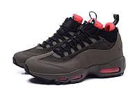 Кроссовки зимние Nike Air Max 95 Sneakerboot, мужские кроссовки найк аир макс 95 снейкербут коричневые