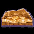 Шоколад молочний Milka Peanut Caramel (мілка з арахісом і карамеллю), 300 гр, фото 2