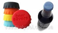 Многоразовая крышка для пива из силикона 1шт