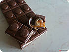 Шоколад молочный Milka Toffee Ganznuss (милка с фундуком и карамелью), 300 гр, фото 2