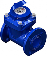 Счётчик холодной воды турбинный Gross WPK–UA 50 мм (фланцевый)