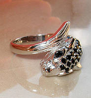 Кольцо серебро 925 натуральный шпинель р.17,5