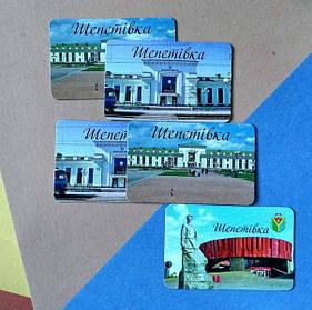 Виниловые магниты с фото на заказ 2
