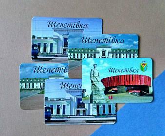 Виниловые магниты с фото на заказ 3