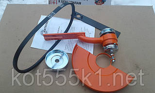 Болгарка насадка на бензопилу серии 3800/3816