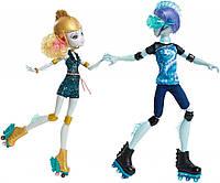 Monster High Lagoona Blue and Gil Weber Wheel Love