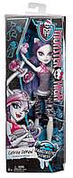 Кукла Катрин ДеМяу Фитнес монстер хай Monster High Fangtastic Fitness Catrine DeMew