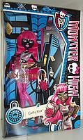 Кукла Monster High New Scaremester Catty Noir Doll Кэтти Нуар Новый скарместр
