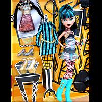 Клео де Нил Я люблю моду Монстер хай Monster High I Heart Fashion Cleo De Nile