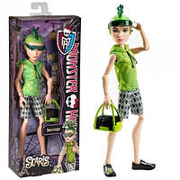 Кукла Monster High Scaris Deuce Gorgon Doll Дьюс Горгон Скариж