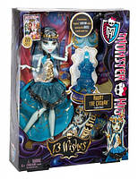 Кукла Monster High 13 Wishes Haunt the Casbah Frankie Stein Фрэнки Штейн 13 желаний