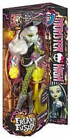 Кукла Френки Штейн Чумовое слияние Монстер Хай Monster High Freaky Fusion Frankie Stein