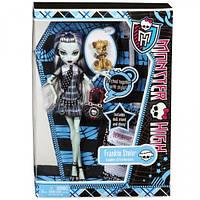 Кукла Monster High Travel Scaris Frankie Stein Фрэнки Штейн Путешествие в Скариж