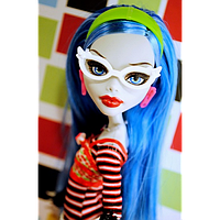 Гулия Йелпс Ghoulia Yelps базовая из сета Monster High Dolls Original Ghouls Collection