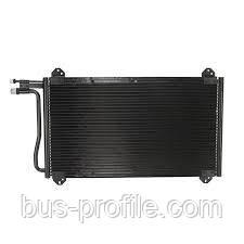 Радиатор кондиционера на MB Sprinter 1996-2006 — Nissens (Дания) — 94225