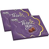 Шоколадные конфеты Milka Thank You 120 гр, фото 1