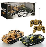 Танковый бой на радиоуправлении WarTank