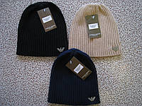 Разные цвета ARMANI шапки вязаные для взрослых и подростков шапка хлопок армани.