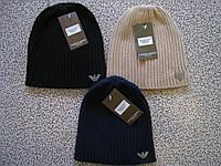 Разные цвета ARMANI шапки вязаные для взрослых и подростков шапка хлопок армани., фото 1