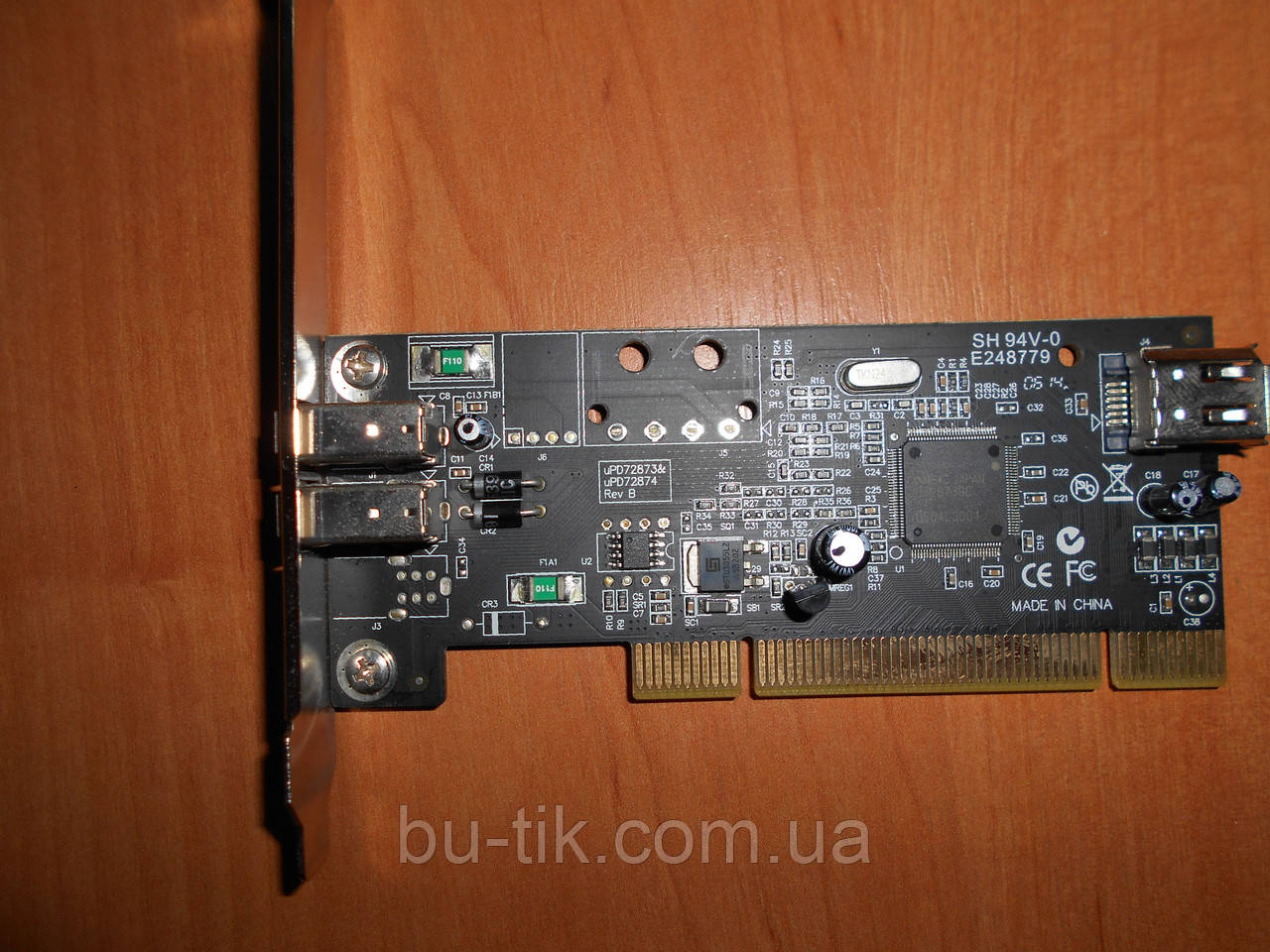 Контроллер 1394 PCI