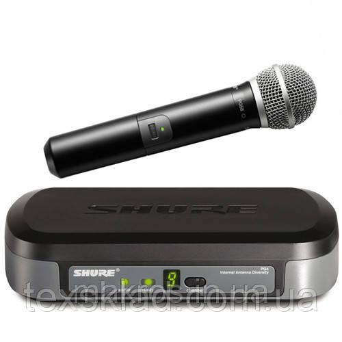 Микрофон SHURE BETA 58 беспроводной