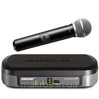 Микрофон SHURE PG4 беспроводной