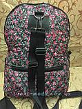 Рюкзак-Клатч prada стеганая Многофункционал/Женские сумка стеганная/Сумка для через плечо планшеты(только ОПТ), фото 5