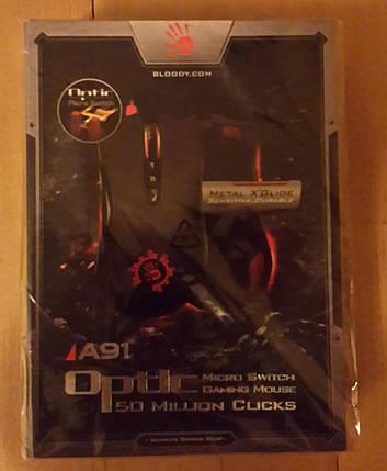 Мышь A4Tech Bloody A91 , фото 2