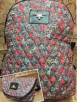 Клатч-Рюкзак prada стеганая Многофункционал/Женские сумка стеганная/Сумка для через плечо планшеты(только ОПТ), фото 1