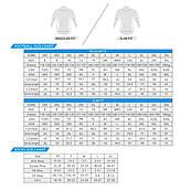 Таблица размеров BestTeam