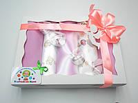 """Подарочный набор для девочки """"Розовое настроение"""""""