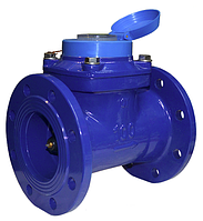 Счётчик холодной воды турбинный Gross WPK–UA 100 мм (фланцевый)