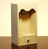 Ключница Ниша с шухлядкой малая