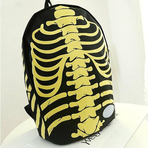 Молодежный рюкзак Скелет для парня