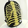 Городской рюкзак Скелет, фото 8